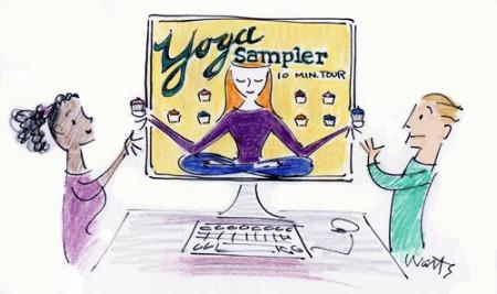 YogaCity-YogaSampler-Cover