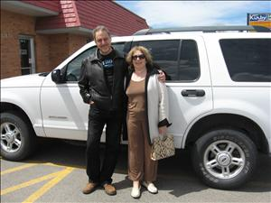 """We bought our 2005 Ford Explorer through Donna Flynn of The Dealership Alternative. The transition was made easy, due to the professionalism of their company. Basically, we told her our needs and she was able to find a vehicle in record time. Within a couple of weeks, we were in possession of our desired car. All was accomplished by fax and money wiring, since we were living on the East Coast at the time of purchase.Once we got here,  they handled the paperwork required for our new plates and made everything truly easy. We highly recommend The Dealership Alternative!"""