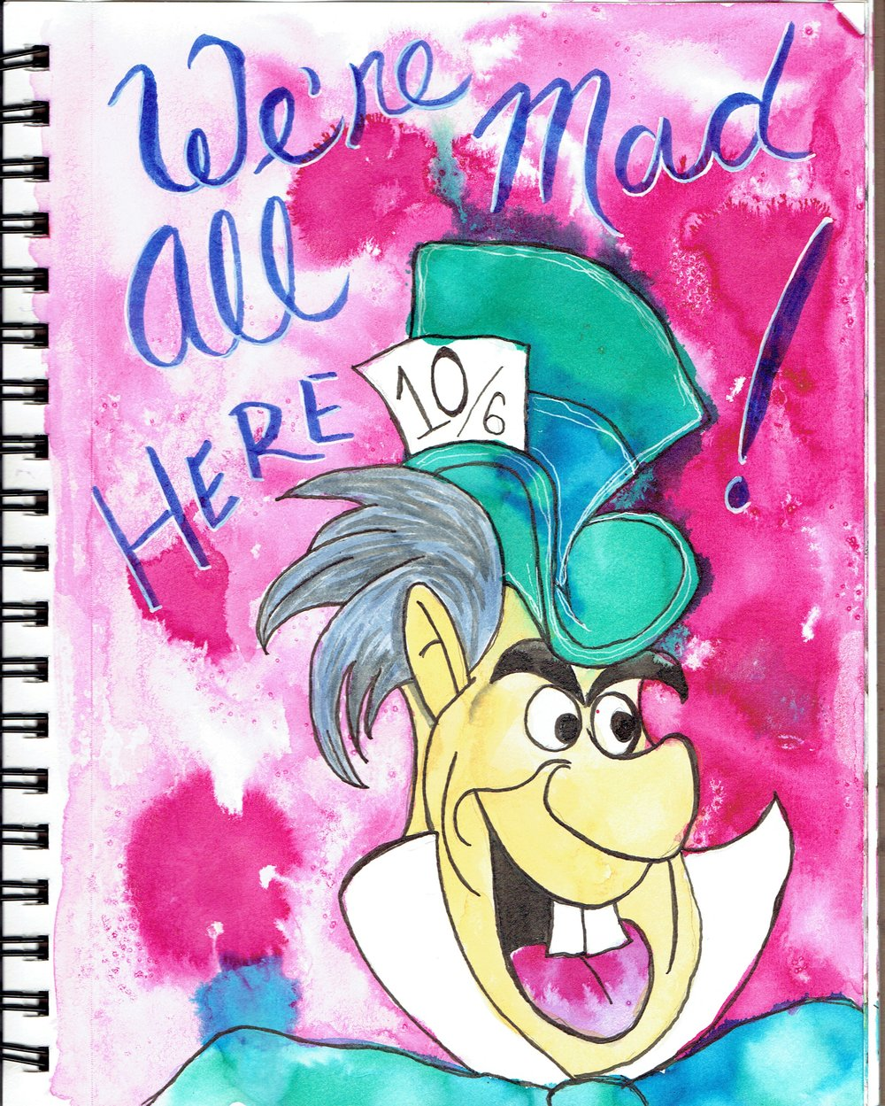"10/12: ""Mad Hatter"""