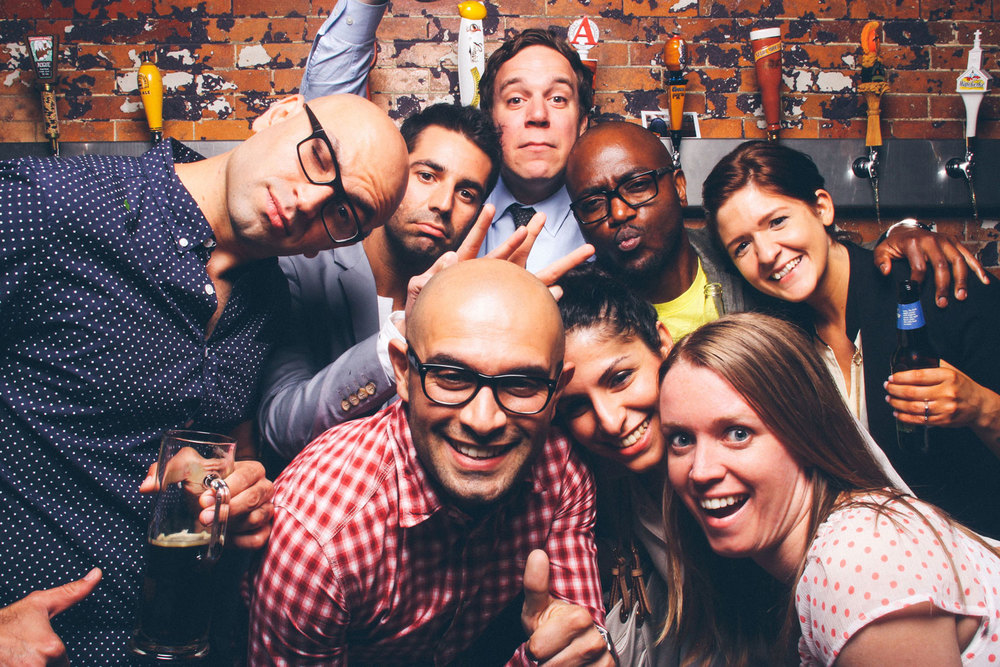 The Awesomatic | Photo Booth Rental | Columbus, Cincinnati, Lo