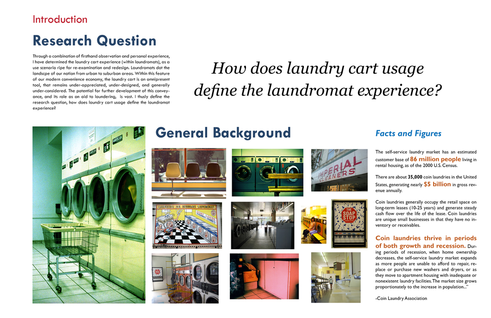 Laundromat Cart