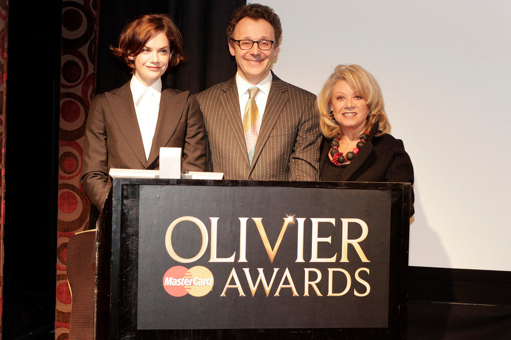 Ruth Wilson @ Olivier Awards Nominations