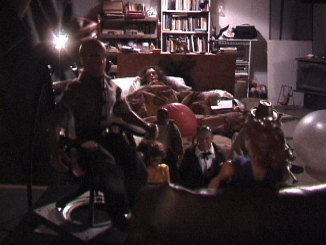 Directing From Bed (video still)