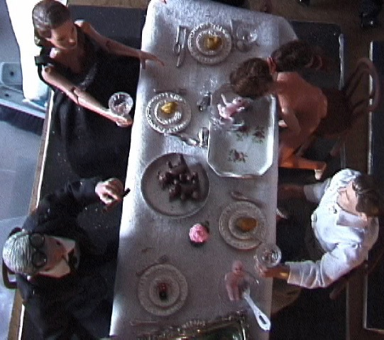 Family Dinner (video still)