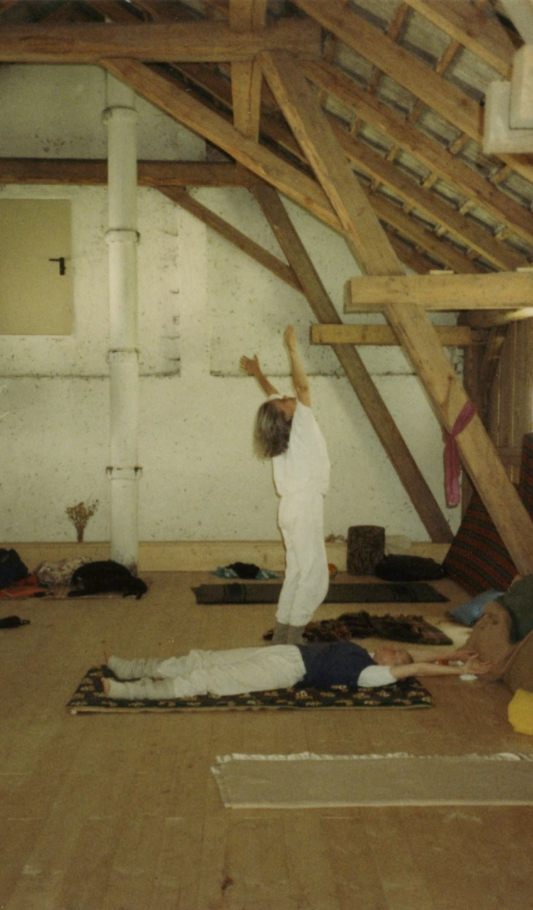The Art of Presence Retreat , Ternberg, Austria (1986)