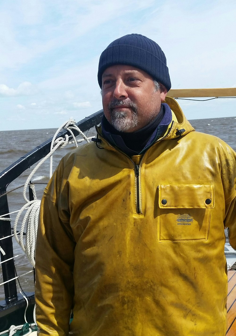 Captain Christopher - 20+ Years Maritime Experience200 Ton Near Coastal Masters LicenseWilderness First ResponderOpen Water DiverEndorsements:SailingTugWooden Yacht RepairPassengerPrivateIndustrial