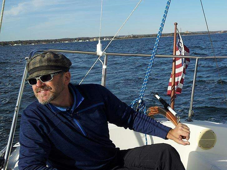 Captain Doug - 30+ Years Maritime Experience1600 Ton Ocean Masters of Motor, Sail, and TowingThird Mate, UnlimitedNaval Architecture DegreeSailing InstructorEndorsements:PassengerPrivateIndustrialSailingTugBoat Builder