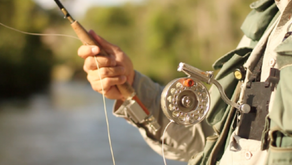 Rexfly casting system rexfly for Fly fishing casting