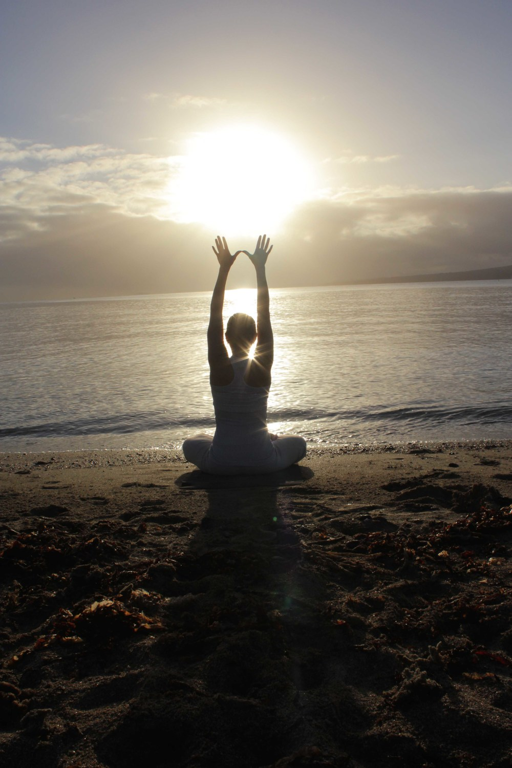 Yoga Auckland_Golden Yogi_Takapuna Sunrise Yoga ~ April 2013
