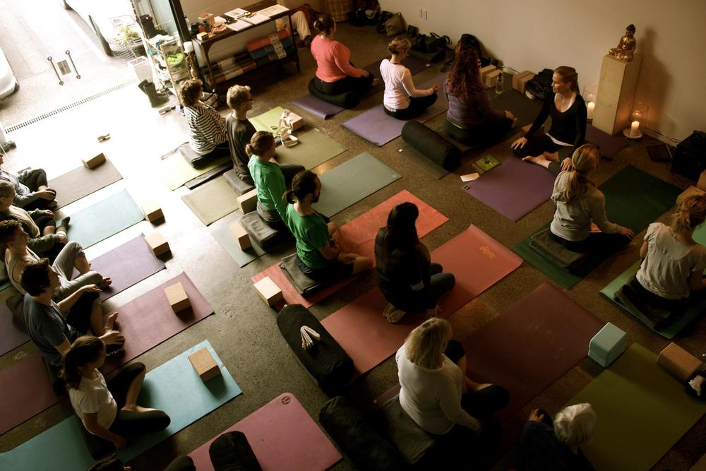 Yoga Auckland_Golden Yogi_Daphne Luke_opening Day Yin Yoga Fun