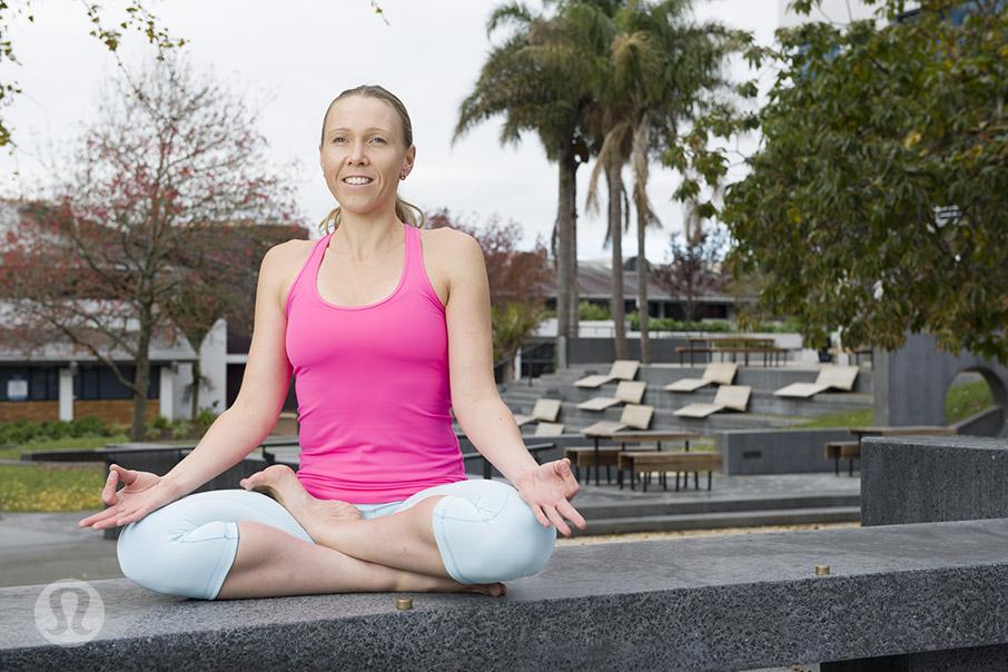 lululemon ambassador Erin O'Hara