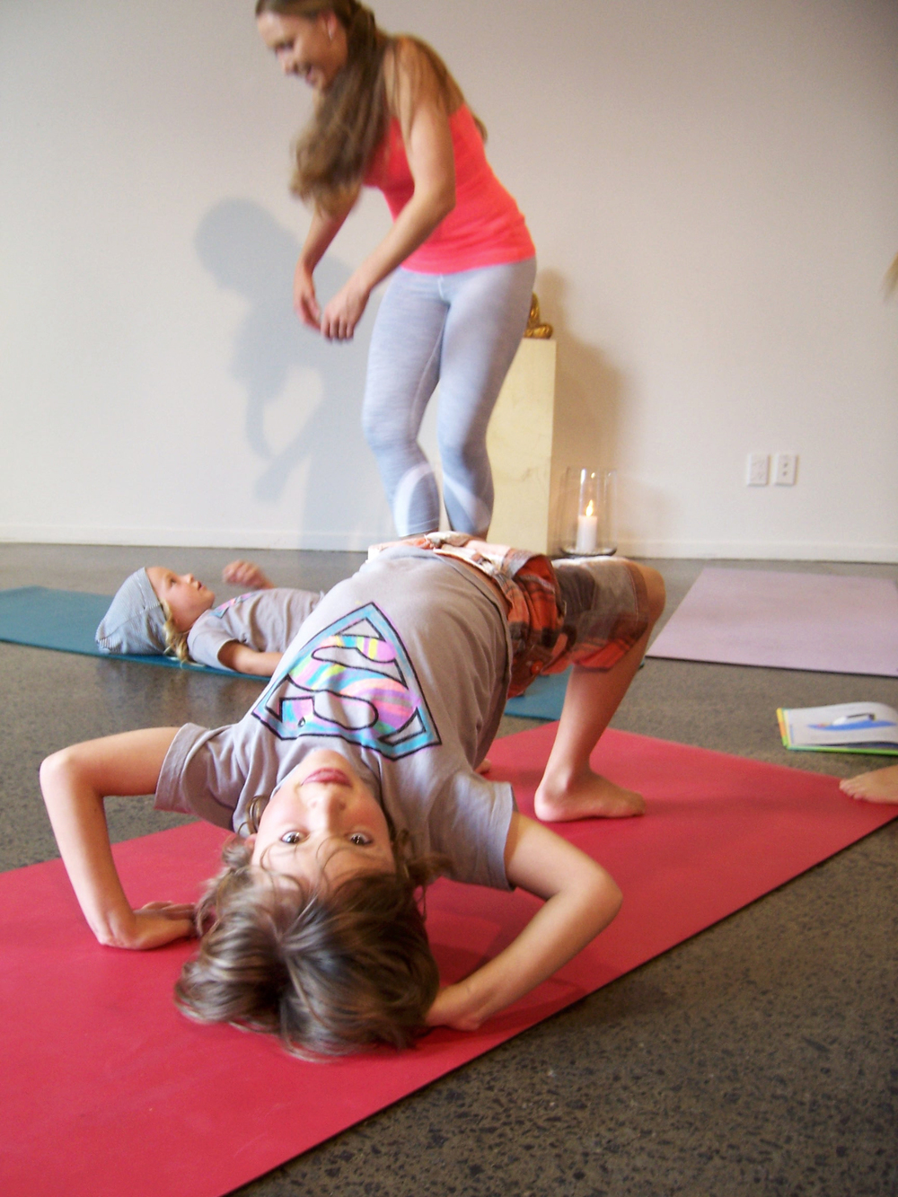 Yoga Auckland_Golden Yogi_Kids Yoga Bridges