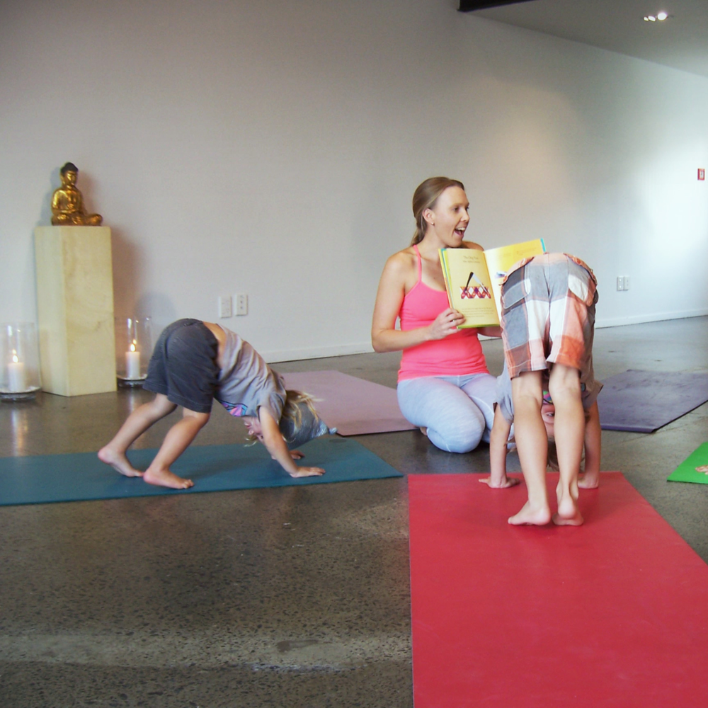 Super fun kids yoga in auckland nz