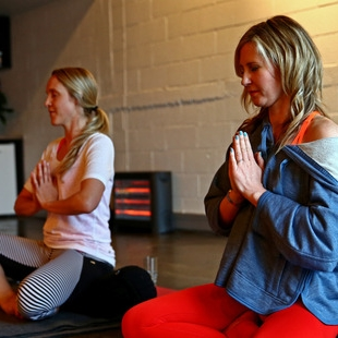 nz herald fitness challenge highlights 2013 meditation