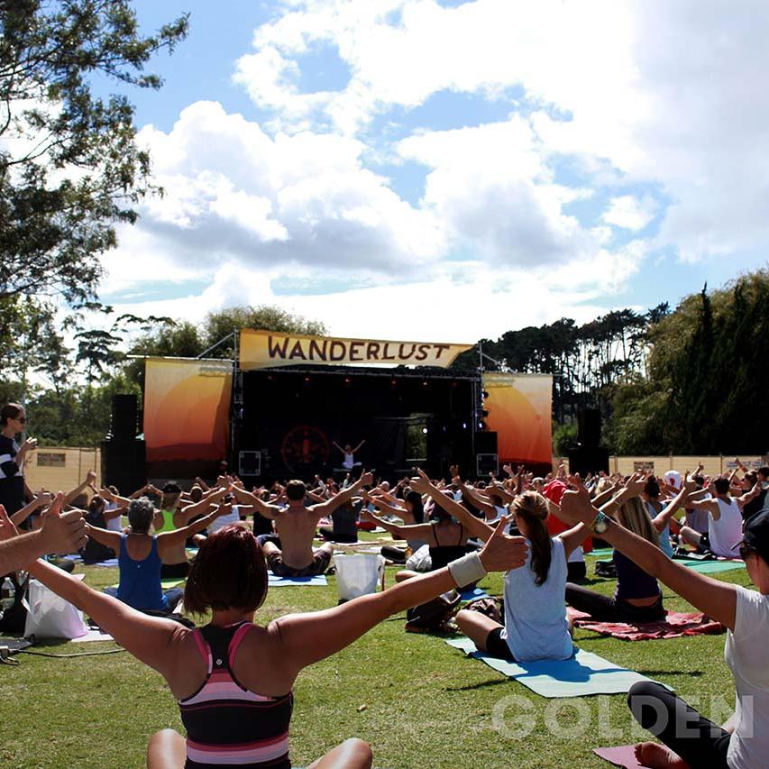 Wanderful Wanderlust Festival 2014 Auckland Nz