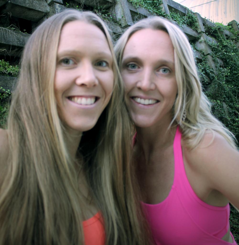 Erin O'Hara and Kirsty O'Hara