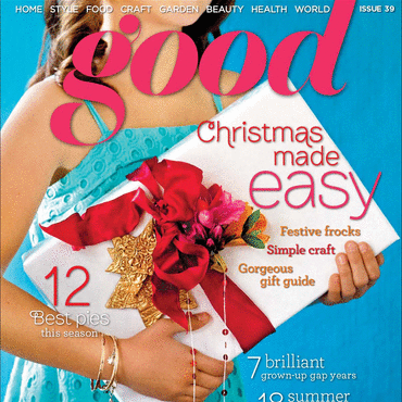 Good Magazine Nov/Dec 2014