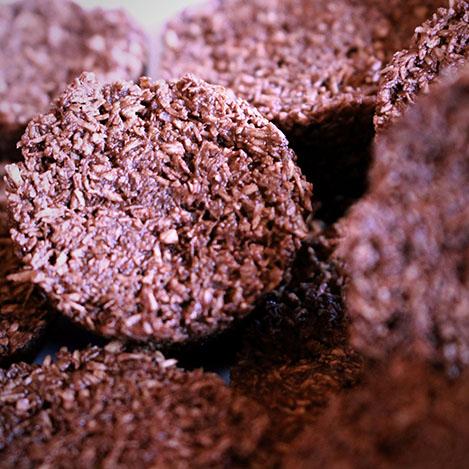 Raw Chocolate Macaroon Recipe Free