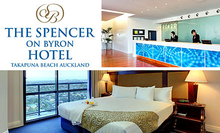 Spencer on Byron Hotel Acommodation in Takapuna