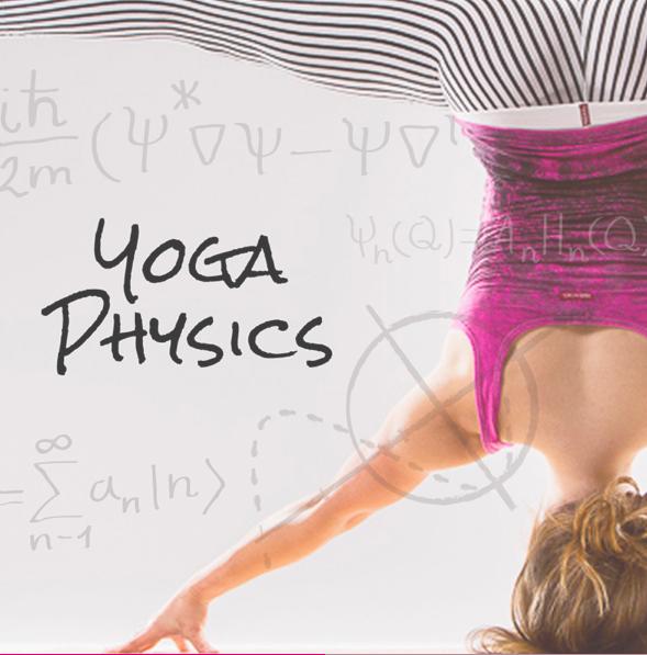 Yoga Physics - Alexandria Crow