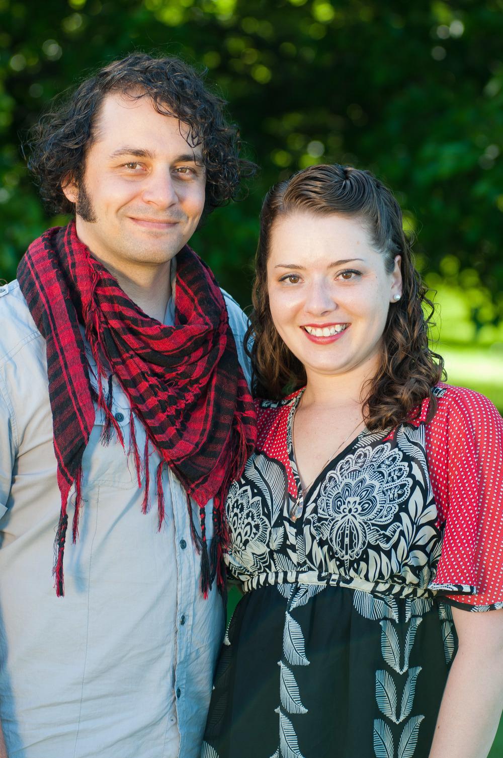 Joshua & Alisha Garber