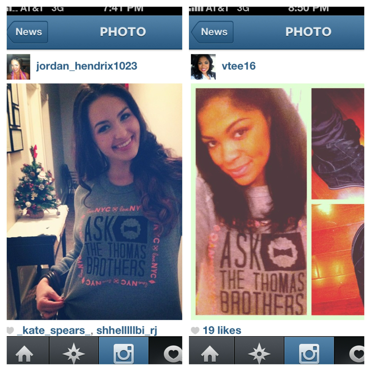 2 pics we've received today from some amazing people supporting #loveNYC! Lets keep spreading the word, and if you want, take a pic of yourself and the sweatshirt/tee and we'll RT or post it!   #loveNYC #hurricanesandy #Brooklyn #Queens #Manhattan #StatenIsland #Rockaway #fashion #instafashion #fashiongram #fashiondairies #igers #igersofbr #igaddict #bestoftheday #coasttocoastchallenge #fallfashion #love #pretty #GITD #ATTB #NYC #photooftheday #ootd #ootmagazine #BandBrand #sweatshirt #fallapparel #winterapparel