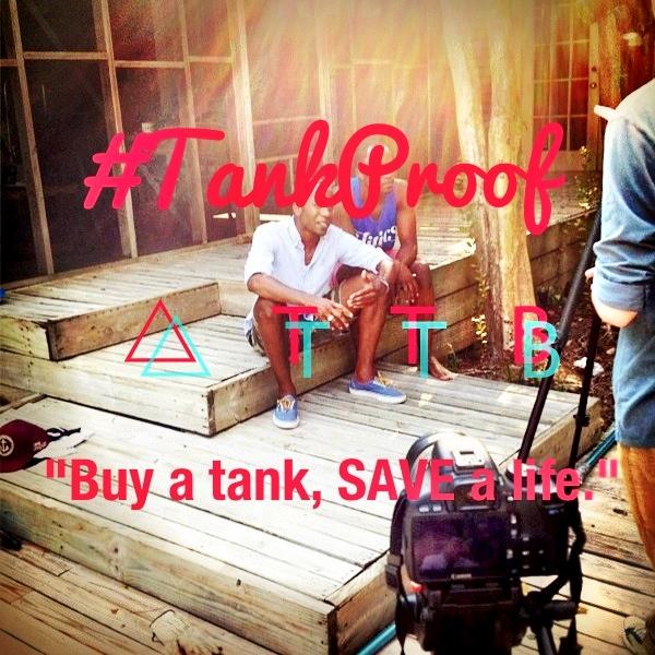#TankProof  Photo by Patrick Ewing, editing by AskTheThomasBros