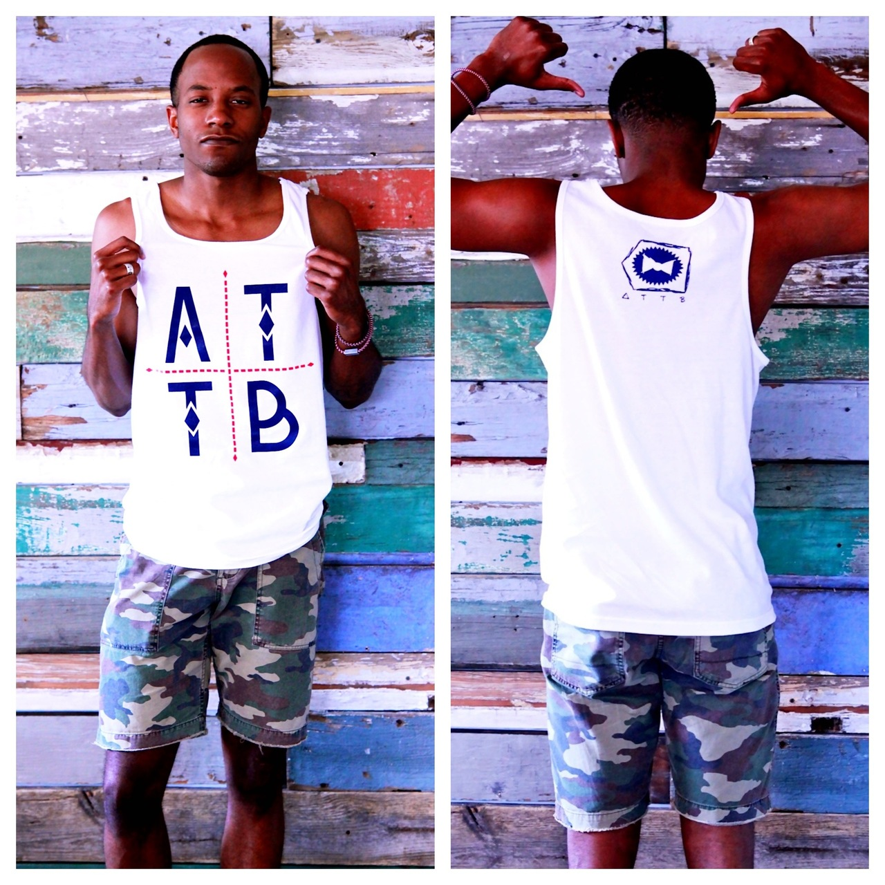"""#TankProof tanks! #ATTB Get yours today! Courtesy of Magpie Café, Baton Rouge, LA… Photo by Jeremiah """"Foto"""" Phillips, editing by AskTheThomasBros"""