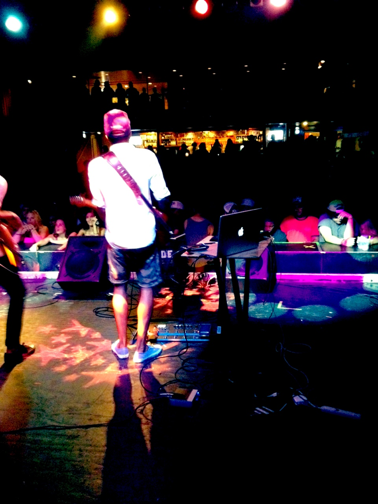 Packed house at The Varsity Theatre, 06/20/12, Baton Rouge, LA