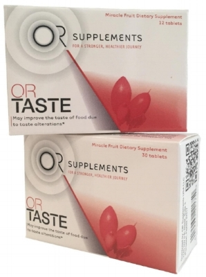 ON SALE NOW!The world's first miracle fruit tablet designed in partnership with an oncologist. Now available for retail sales. Click the Shop Online button for details.