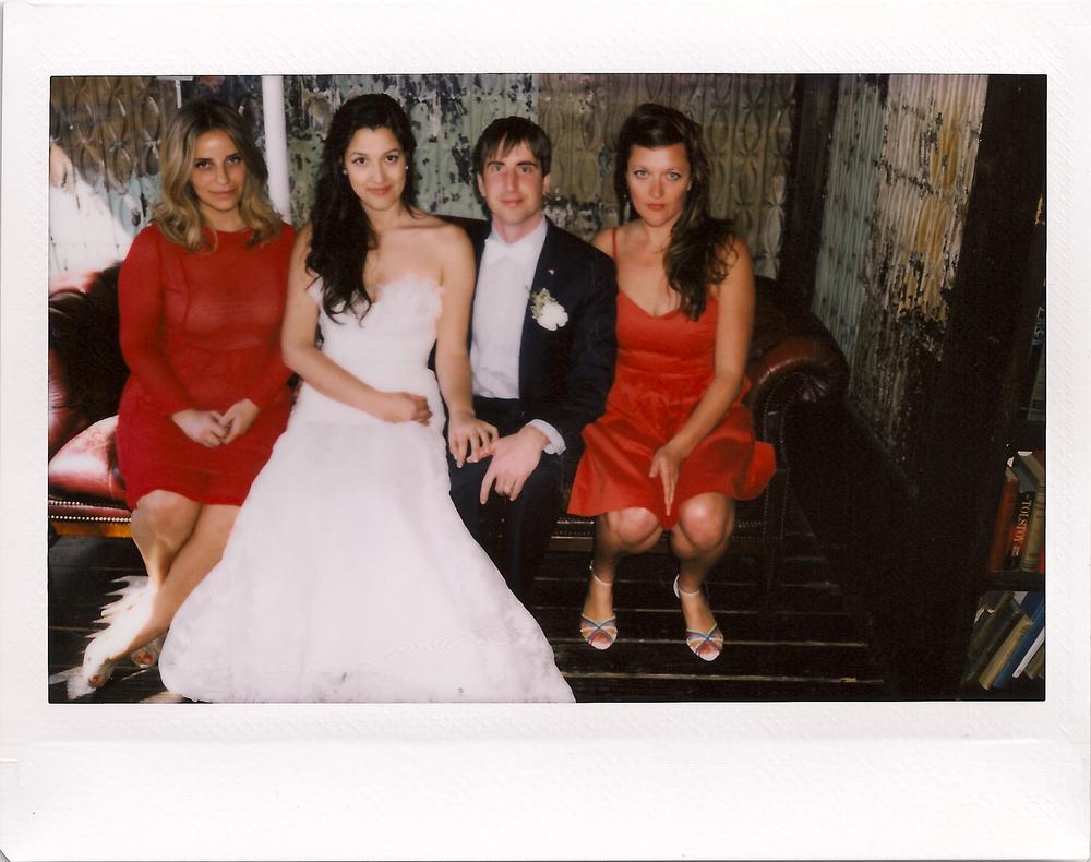 Kelsey milks wedding