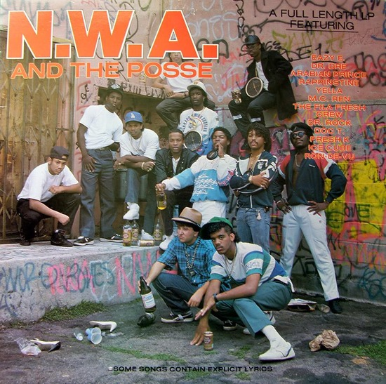 N.W.A. and The Posse 1987