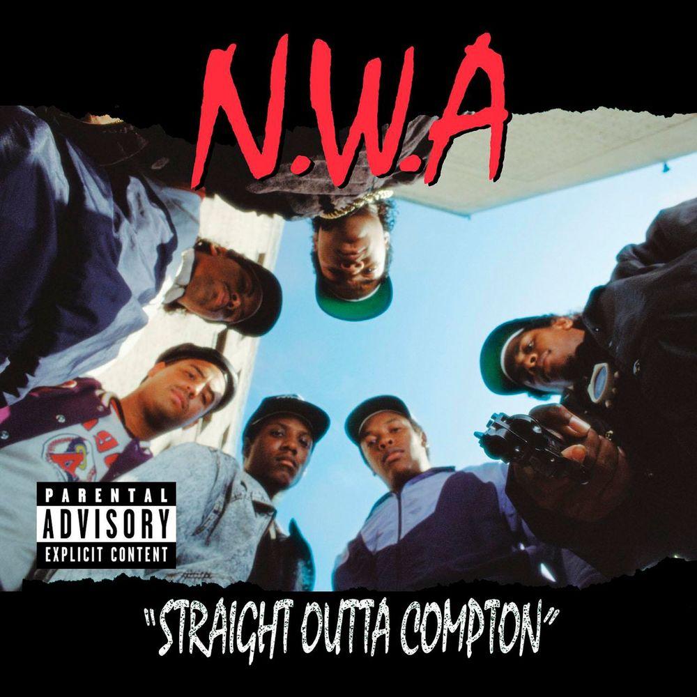 N.W.A.Straight Outta Compton 1988