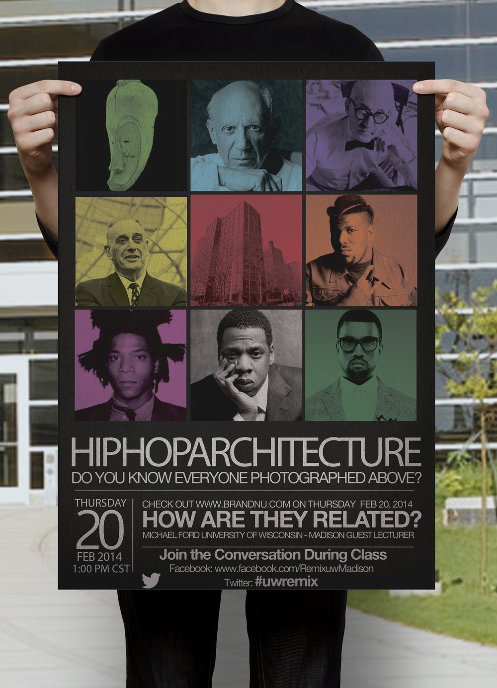 Hip Hop Inspired Architecture