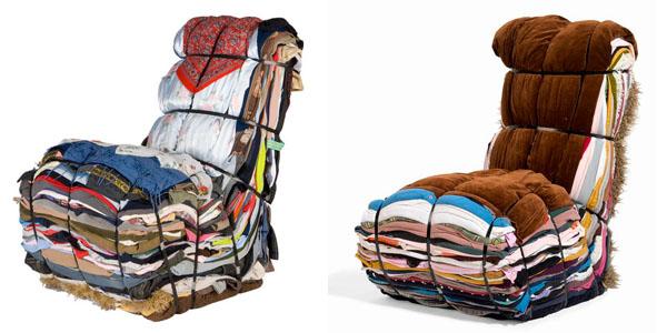 Rag chair tejo remy brandnu design