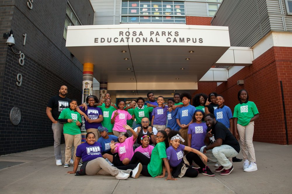 The Bronx Hip Hop Architecture Camp Photo by M.O.D. Media Photography