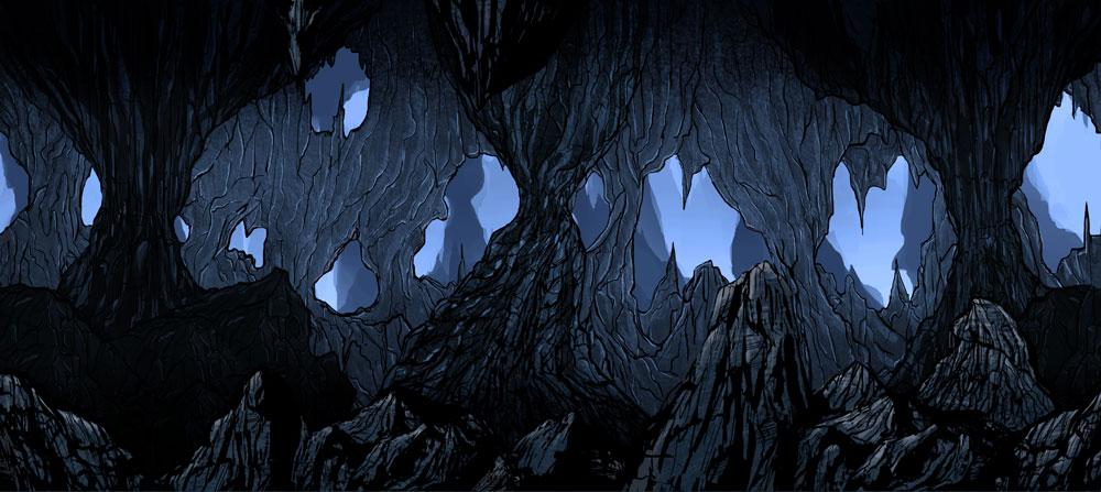 Cave Level BG