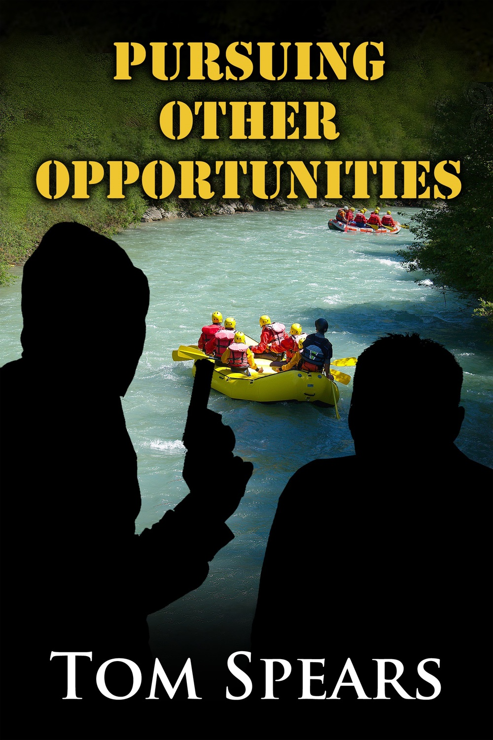 Cover Image for Pursuing Other Opportunities.  Click on the image for more information.