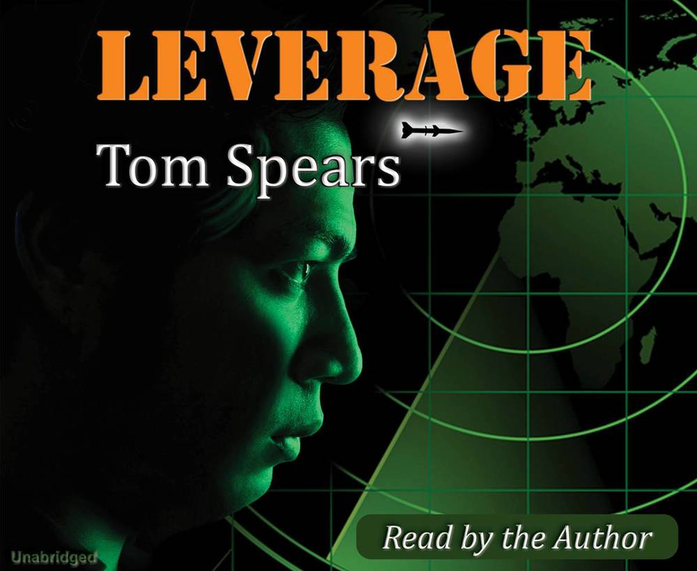 Leverage Audiobook cover