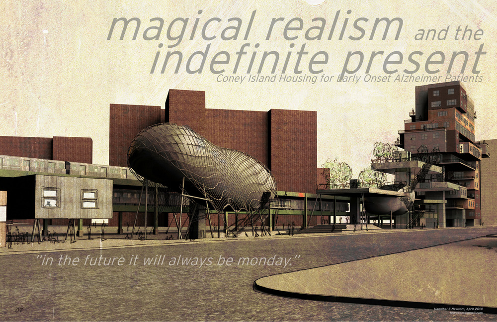 Magical Realism and The Indefinite Present