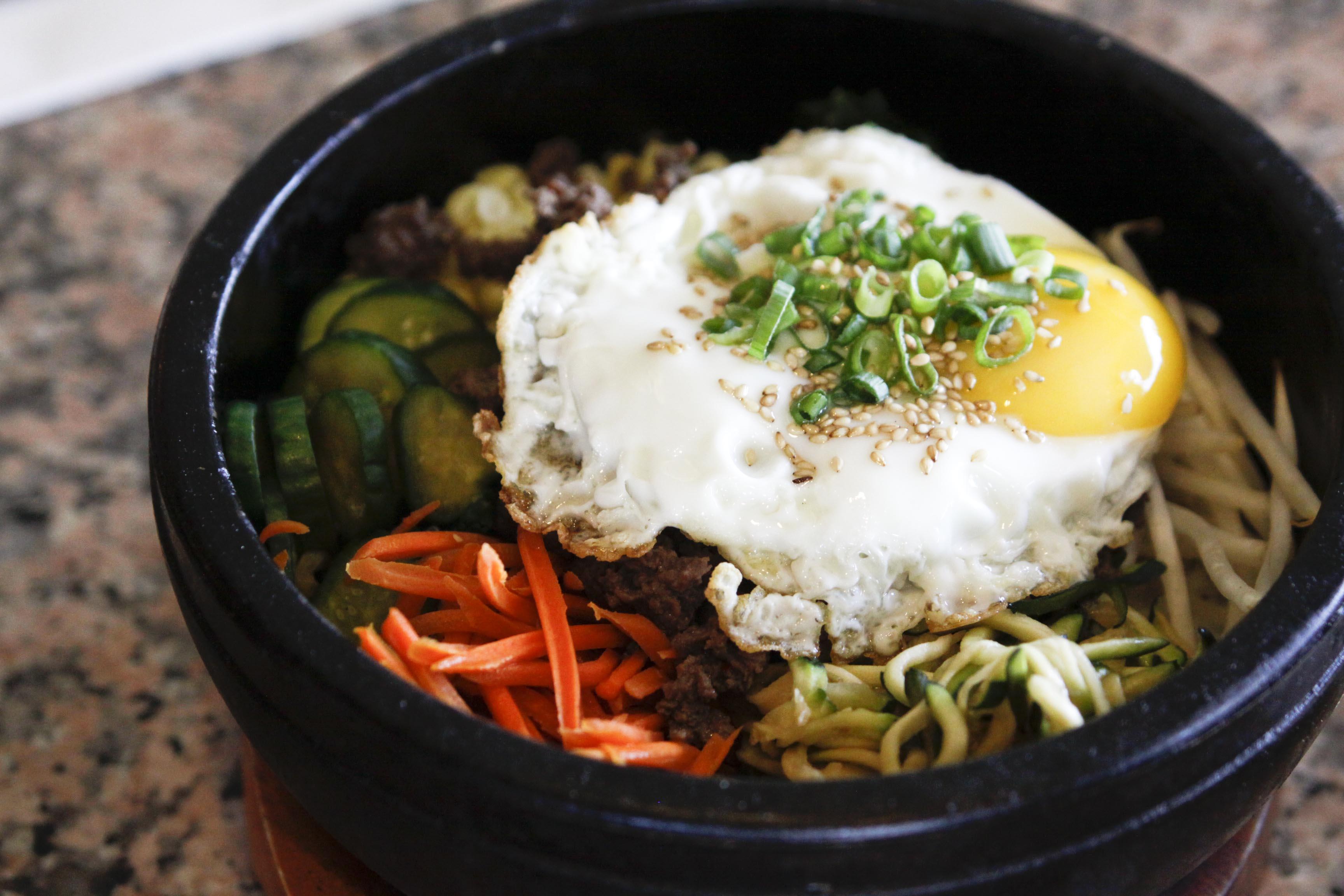 Stone Kitchen Stone Korean Kitchen