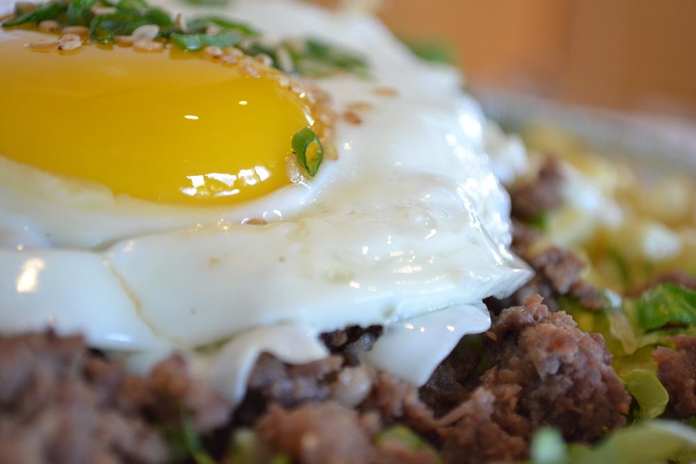 Bi Bim Bap (Stone Rice Bowl)