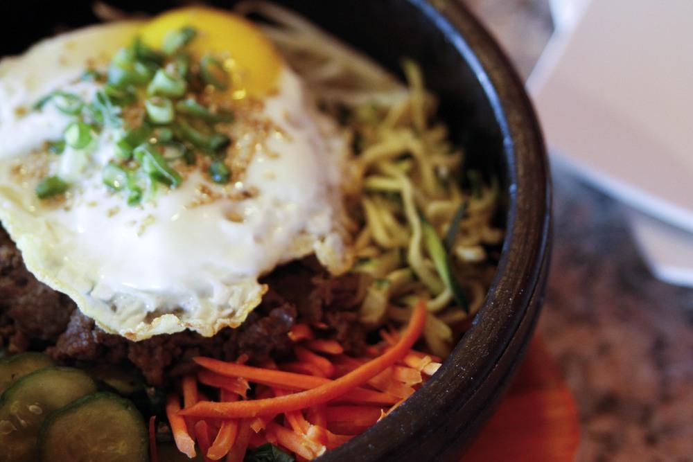 Dol Sot Bi Bim Bap (Stone Signature Rice Bowl)
