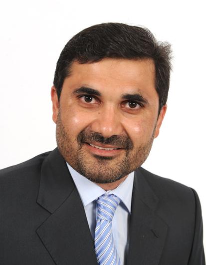Dr Haider Naqvi MBBS FRACP