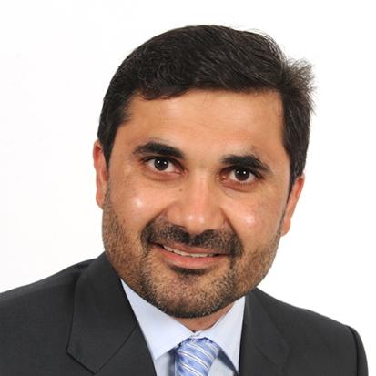 Dr Haider Naqvi