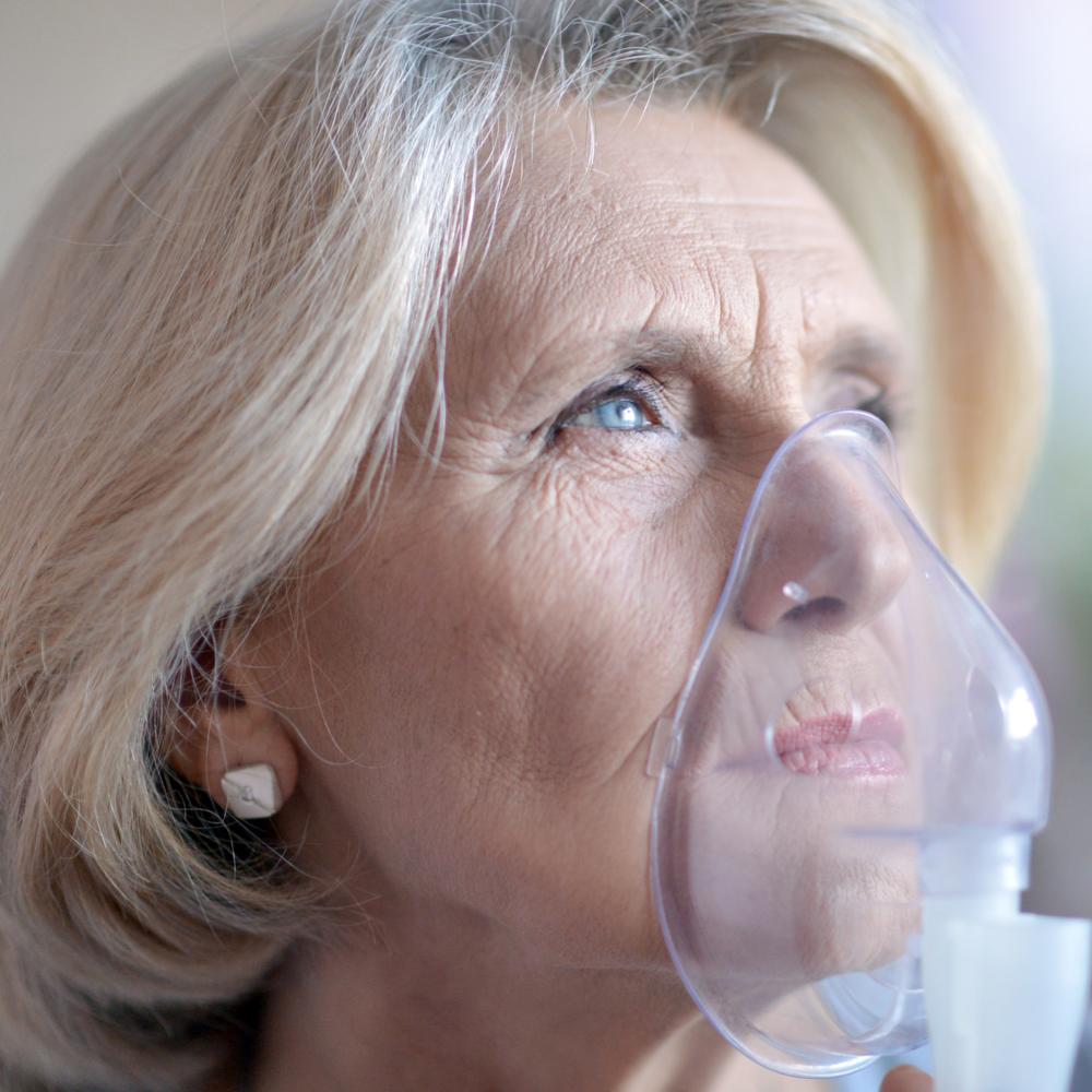 EMPHYSEMA & COPD