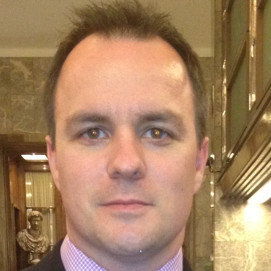 Prof Stuart MacKay
