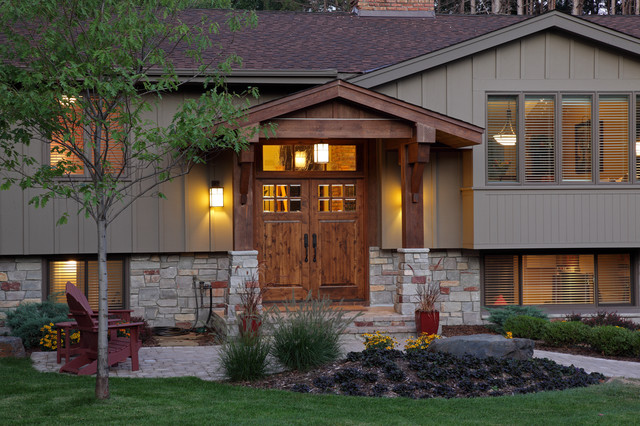 Affordable remodel high impact exterior renovations that Exterior home renovations calgary