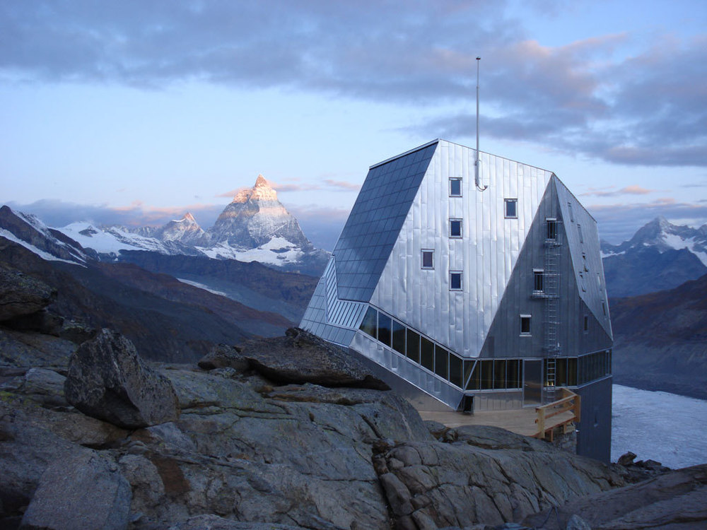 New Monte Rosa Hut by Eth-Studio