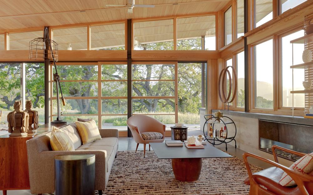 Interior by Feldman Architects